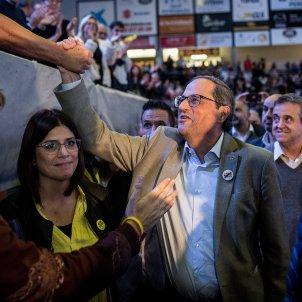 quim torra crida nacional manresa (bona qualitat) - Carles Palacio