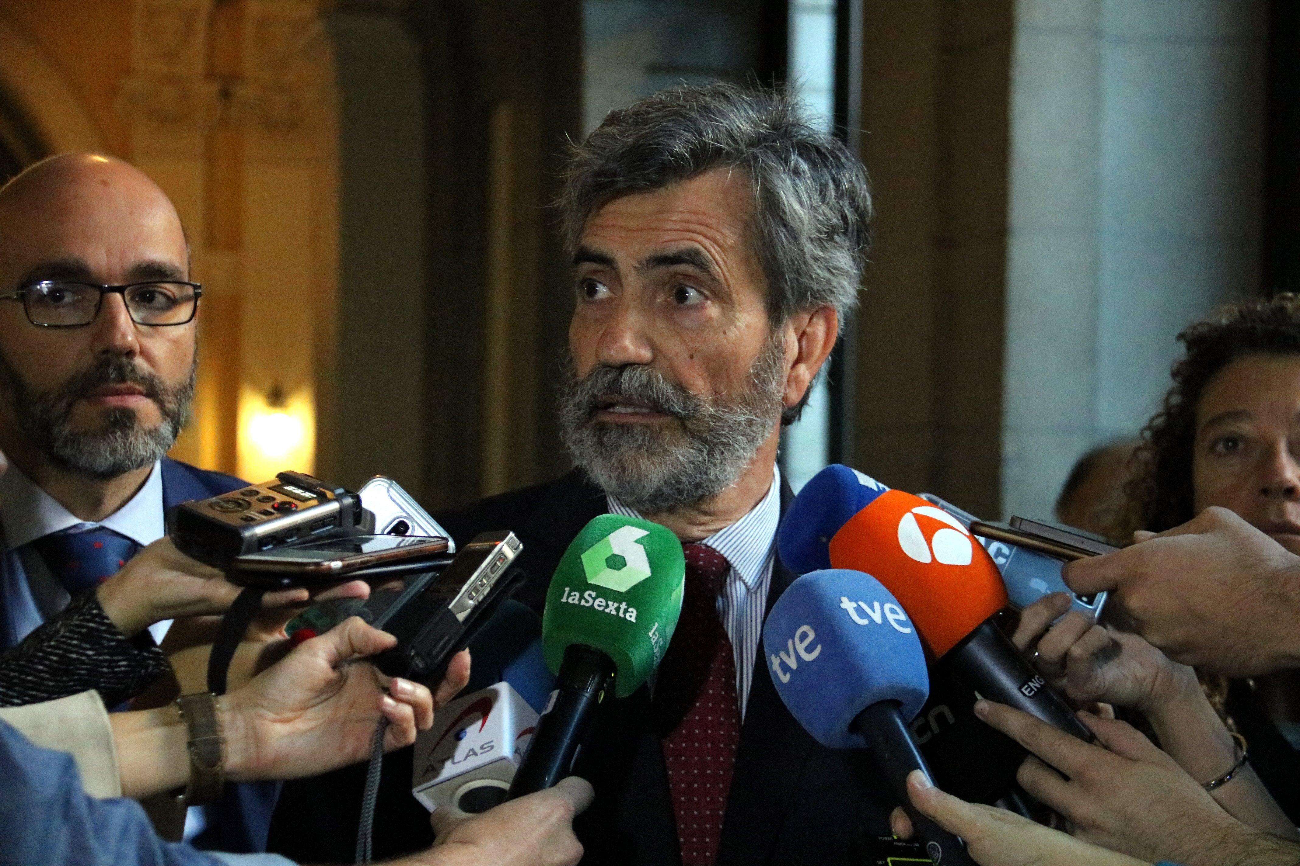 Carlos Lesmes ACN