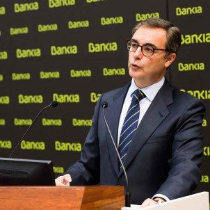 jose sevilla consejero delegado en la presentacion de resultados bankia 2t 2018 BANKIA