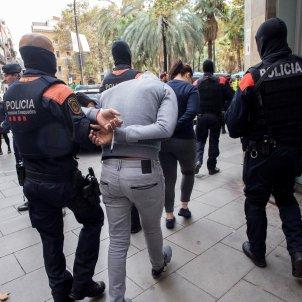 Mossos operació narcopisos Barcelona  6 Efe