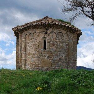 Gurb (Capella de Sant Fruitós del Grau   abside) Miquel Vico Wikipedia