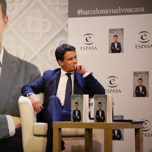 Presentació llibre Manuel Valls - Sergi Alcàzar