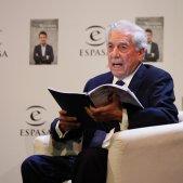 Presentació llibre Manuel Valls Mario Vargas Llosa - Sergi Alcàzar