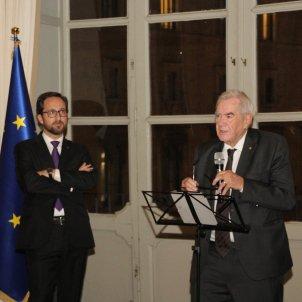 Ernest Maragall delegació Itàlia - Govern Exteriors