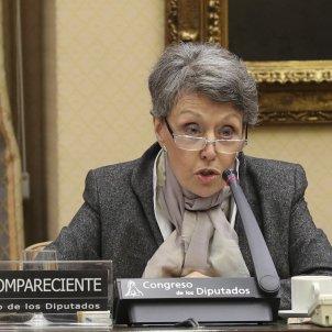Rosa María Mateo RTVE Senat - Efe