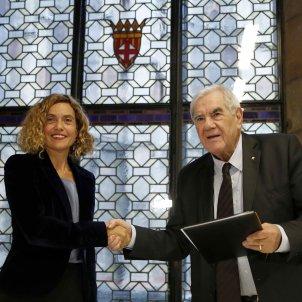 Batet Maragall acord lleis habitatge - EFE