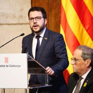 ELNACIONAL Pere Aragonès Presentació de la República - Sergi Alcàzar