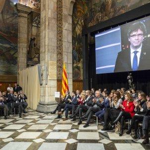Presentació Consell per la República Govern Puigdemont - Sergi Alcàzar