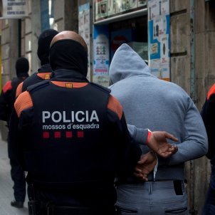 Operacio Narcopisos Raval Efe