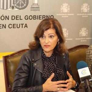 Secretària d'Estat de Seguretat Ana Botella