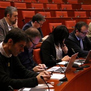 comissio afers institucionals parlament - acn