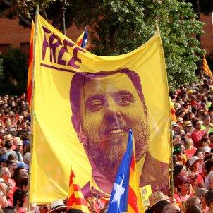Free Junqueras - ACN