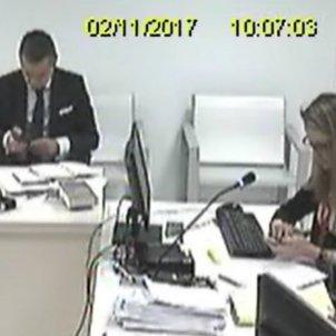 jutgessa i fiscal audiència nacional amb mòbil