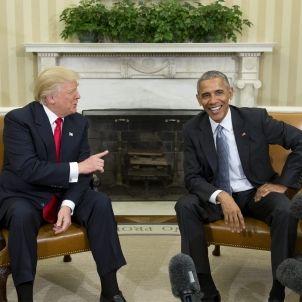 Trump Obama - EFE