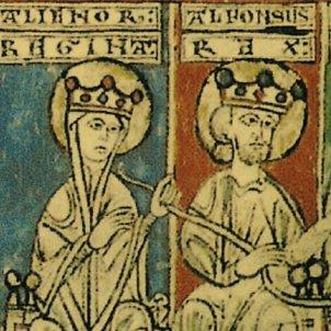 Alfonso VIII de Castella i Elionor