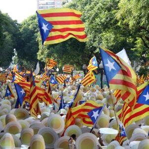 manifestacio diada 11 setembre acn