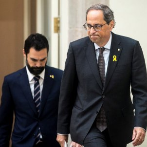 quim torra roger torrent - efe
