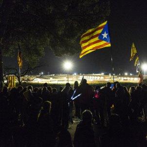manifestacio lledoners estelades presos politics - Sergi alcàzar