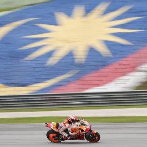 marc marquez gp malaisia moto gp efe