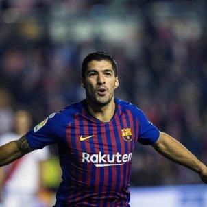 Luis Suárez Rayo Barça EFE