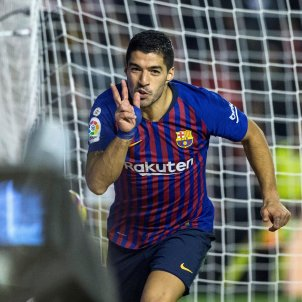 Suarez Rayo Barça EFE
