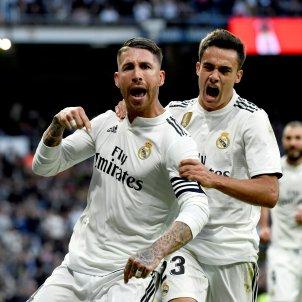 Sergio Ramos Reguilón Reial Madrid EFE