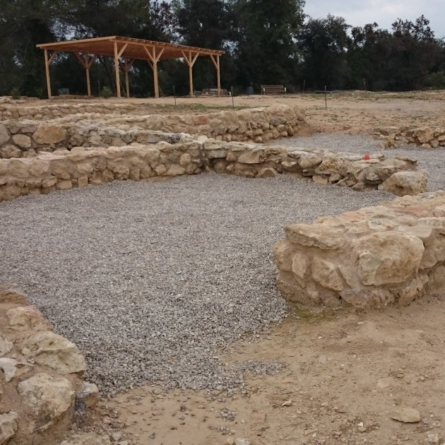 Avinyonet del Penedès Adequació a la visita pública del Jaciment de la Font de la Canya Diputació de Barcelona.