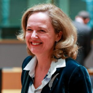 Ministra Economia Espanya Nadia Calviño - Efe