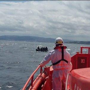 Salvament Maritim Estret Gibraltar - europapress