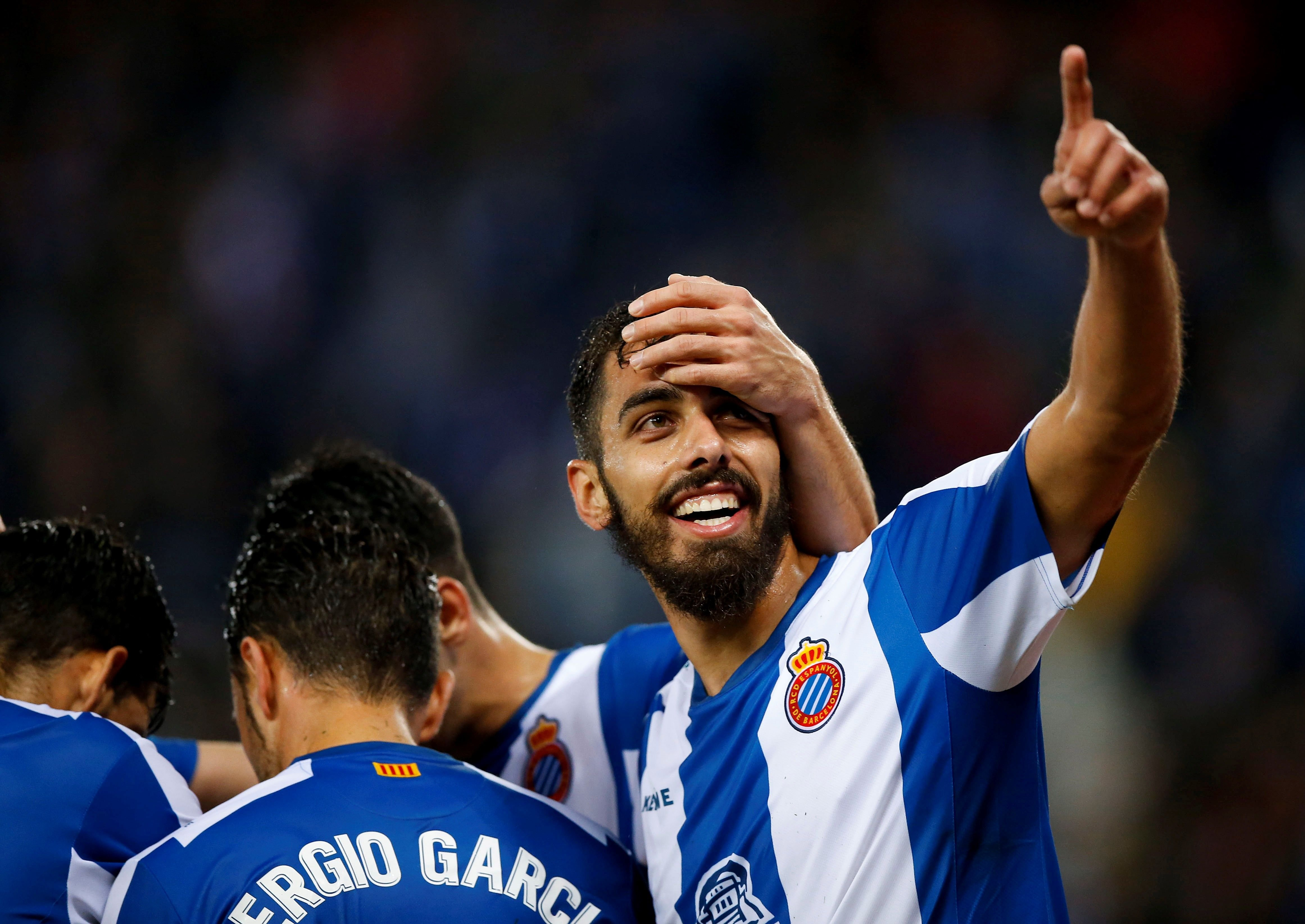 Borja Iglesias Espanyol EFE