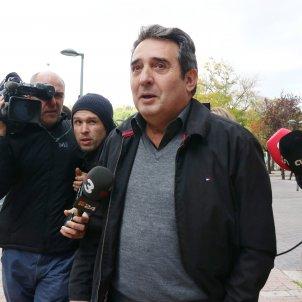 Manuel Bustos declara jutjats Sabadell cas Mercuri - ACN