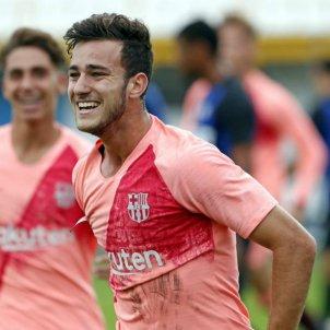 peke barça juvenil inter youth league FC Barcelona