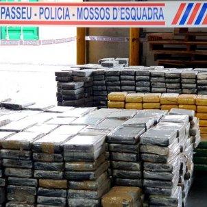 cocaïna Port de Barcelona