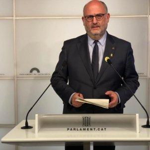 ELNACIONAL Eduard Pujol JxCat Parlament - Nicolas Tomás
