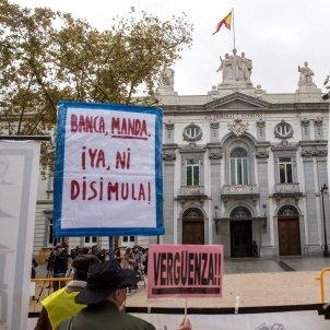 Tribunal Suprem Impost hipotecari manifestació - Efe