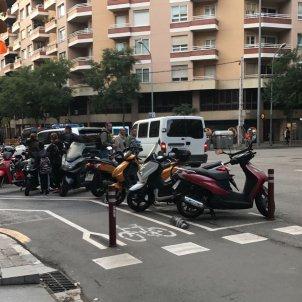 Guardia civil operatiu antidrogues Barcelona Numància