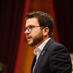 Pere Aragonès Parlament - Sergi Alcàzar
