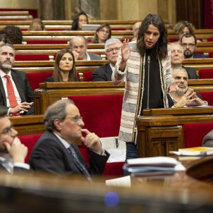 Torra Arrimadas Sessio de control Parlament - Sergi Alcàzar