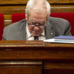 Maragall Sessio de control Parlament - Sergi Alcàzar