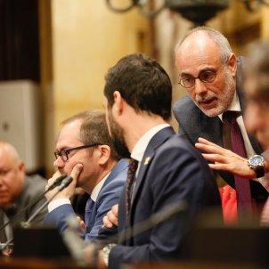 Mesa Parlament  Sergi Alcàzar