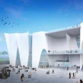 Toyo Ito hermitage port barcelona - Europa Press