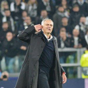 mourinho provoca juventus manchester united efe