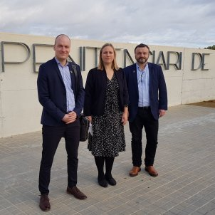 Diputats danesos presó Forcadell - ACN