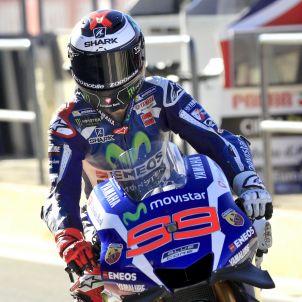Jorge Lorenzo GP València Efe