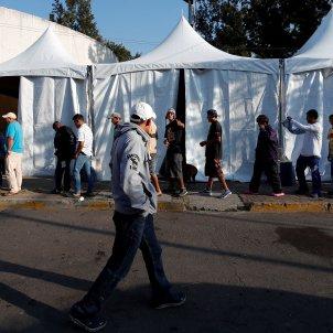 caravana migrant EFE