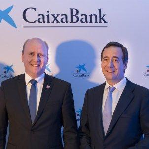 caixabank gortazar frankfurt CAIXABANK