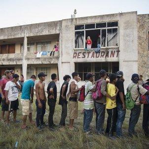 Caravana Migrantes EFE