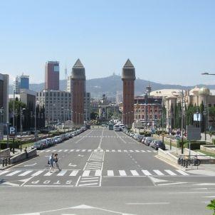 avinguda maria cristina wikimedia commons