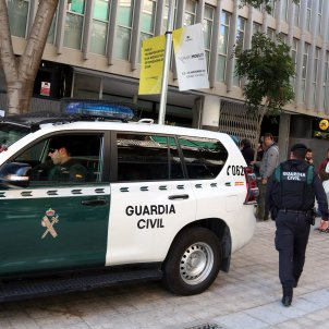Guardia Civil Barcelona