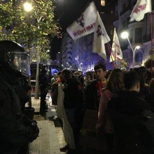 Antiabalota protesta acte Hazte Oir - Anton Rosa